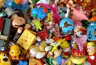 juguetes muchos